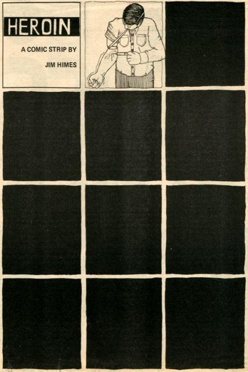 Heroin   A Comic Strip by Jim Himes