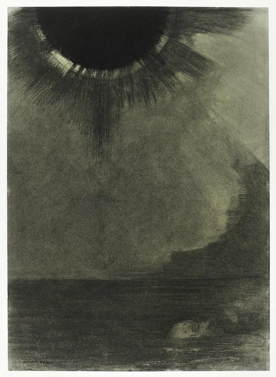 he Walleye 1887 Odilon Redon - Rijksmuseum Amsterdam